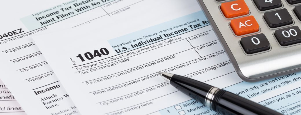 2018 Tax Forms