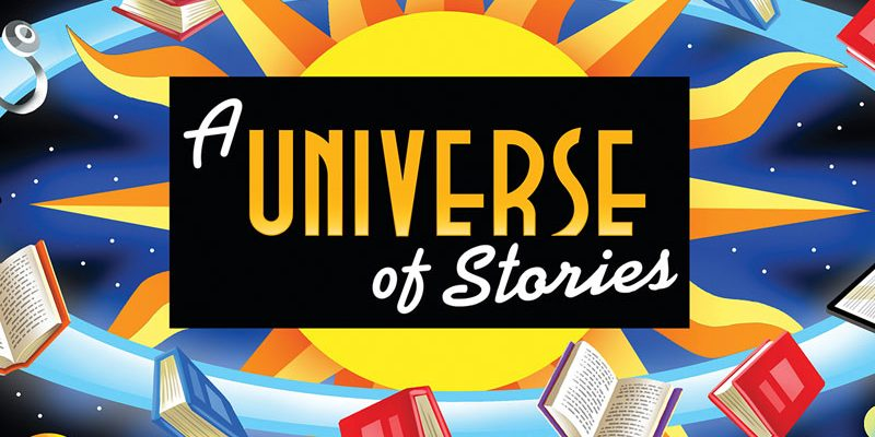 Summer Reading Program 2019 – A Universe Of Stories