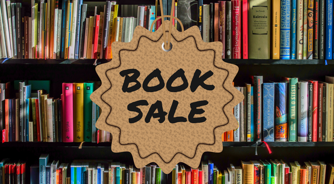 Library Summer Book Sale!
