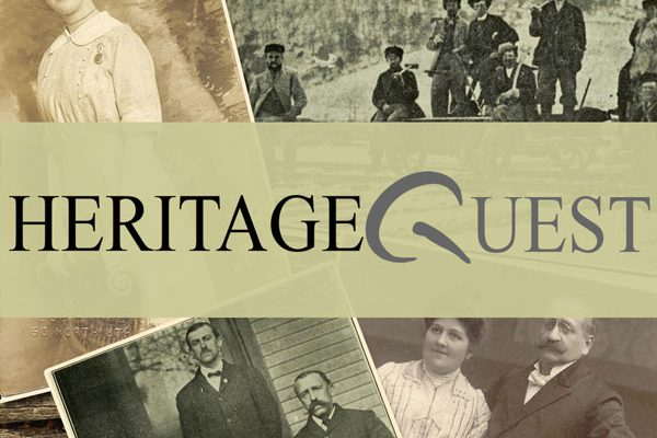 Heritage Quest – A New Online Genealogy Resource