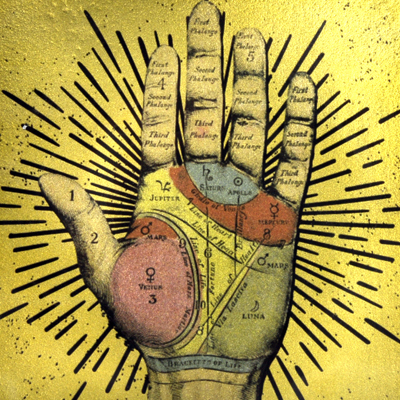 Intro To Palmistry – Thursday, May 7 @ 6:30 Pm