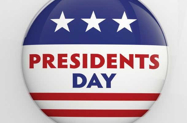 Library Closed – Presidents Day, Monday, February 17