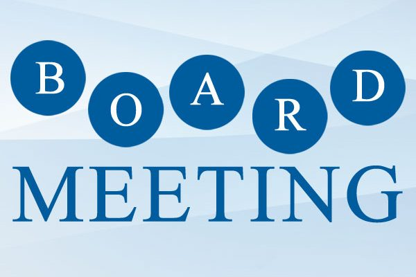 March Library Board Meeting Will Be Held Online